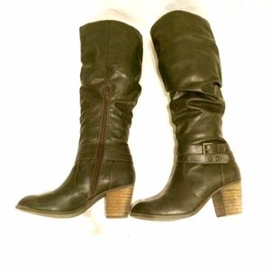 Brown Boots 8.5